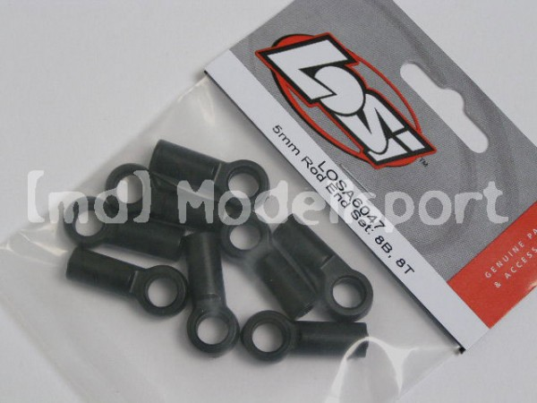 Losi 5mm Rod End Set