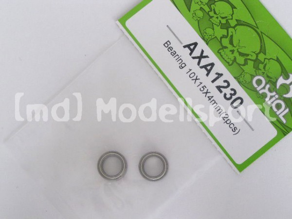 Axial Kugellager 10x15x4mm