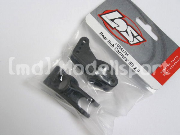 Losi Rear Hub Carriers