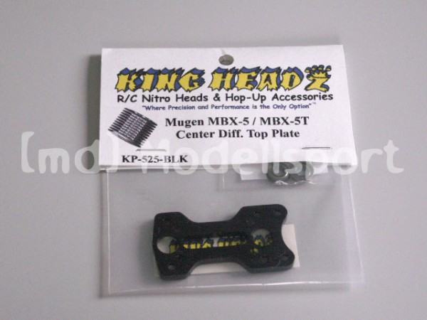 MBX-5T Center Diff. Top Plate