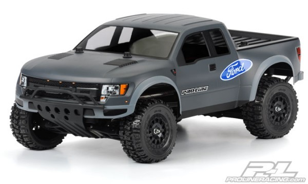 2017 Ford F-150 Raptor True Scale