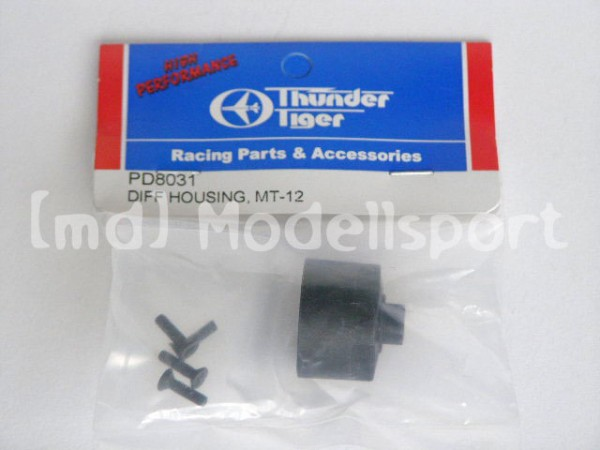 S18 Diff Housing PD8031