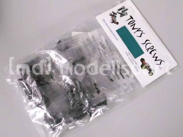 Tonys Screws Schrauben Kit Kyosho MP777