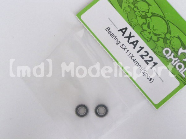 Axial Kugellager 5x11x4mm