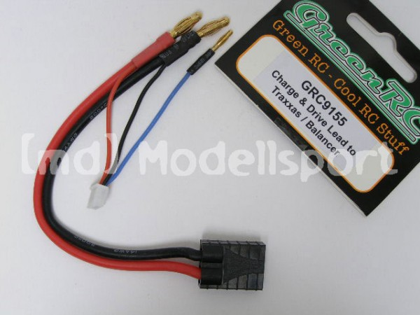 Charge & Drive Kabel Traxxas