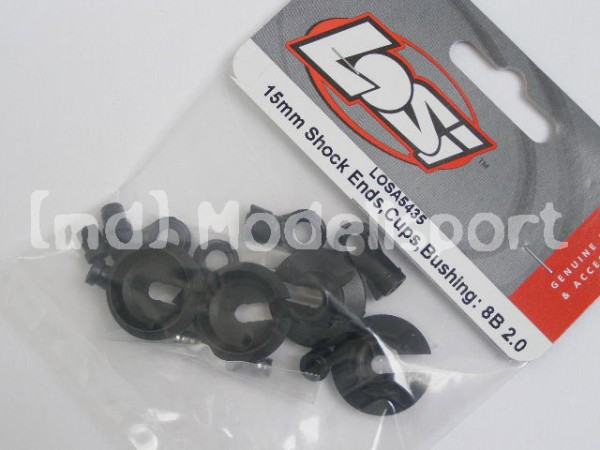 Losi 15mm Shock Ends